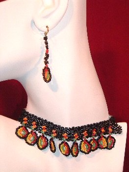 ns08001 - Beaded Jewelry Collection